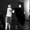 Danse des vestes